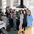 Youthreach Shanagolden LCA & Hairdressing learners give the thumbs up